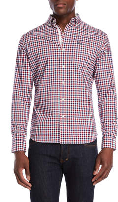 7 Diamonds Checked Pocket Shirt