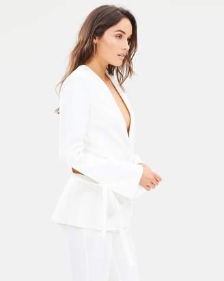 Lennox Flare Sleeve Jacket