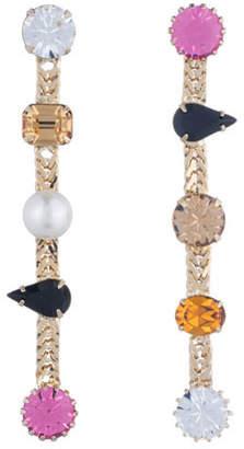 Dannijo Walse Crystal Statement Earrings