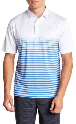 Callaway GOLF Gradient Stripe Polo