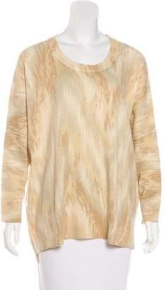 Torn By Ronny Kobo Oversize Wool Sweater