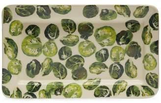 Emma Bridgewater Vegetable Garden Sprouts Medium Oblong Plate