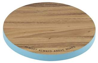 Kate Spade Round Wood Cutting Board