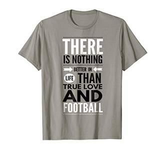 Football T Shirt Women Men Gifts