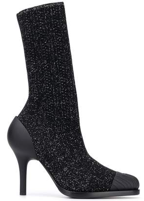 Chloé Tracy sock ankle boots