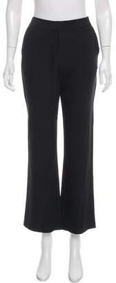 Jenni Kayne Mid-Rise Wide-Leg Pants
