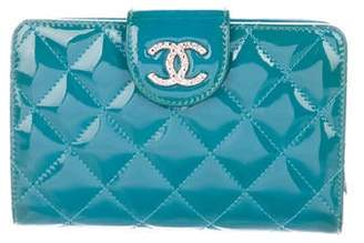 Chanel CC French Purse Wallet