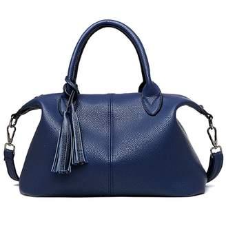 FCZERO HB10062 Genuine Leather Handbag for Women,Fashion & Elegant Gift Shoulder Bags