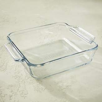 west elm Anchor Hocking Glass Cake Pan