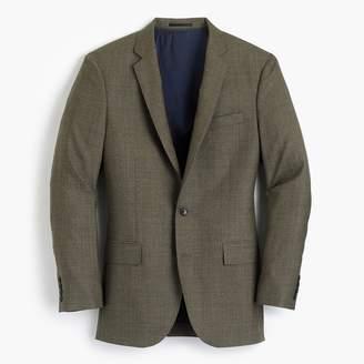 J.Crew Ludlow Slim-fit suit jacket in herringbone American wool