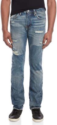 Levi's Selvedge Warp 511 Slim Jeans