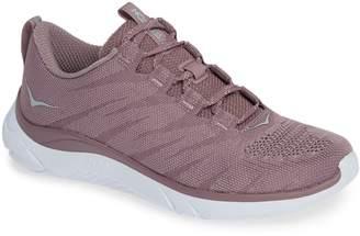 HOKA ONE ONE(R) Hupana Knit Jacquard Running Shoe