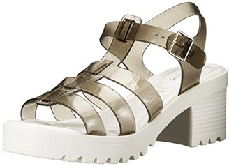 Call It Spring Women's CEOLA Heeled Sandal $39.99 thestylecure.com