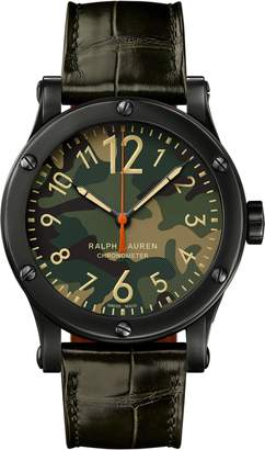 Ralph Lauren 39MM Chronometer Steel
