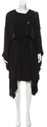 Ann Demeulemeester Belted Oversize Caftan w/ Tags