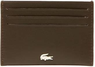 Lacoste Card Holder in Leather