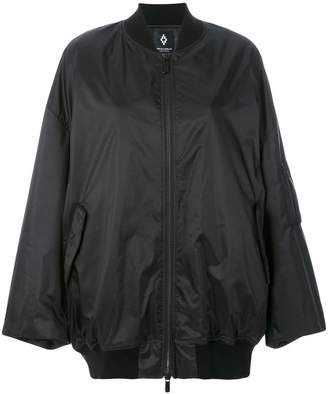 Marcelo Burlon County of Milan printed oversized bomber jacket