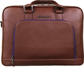 0e5d9ff4f2 Robert Graham Paterio Pebble Grain Briefcase