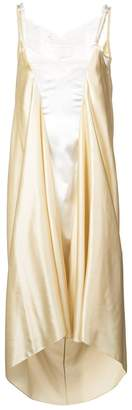 Y/Project Y / Project draped details dress