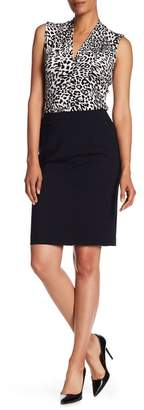 Calvin Klein Suit Skirt