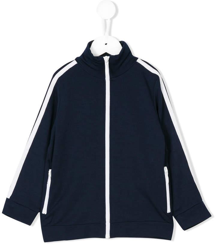 Douuod Kids funnel neck track jacket