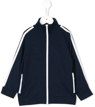Douuod Kids funnel neck track jacket