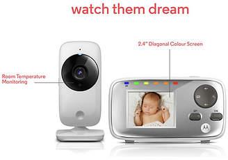 Motorola MBP482 Baby Video Monitor