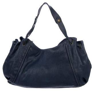 Pre Owned At Therealreal Gerard Darel Soft Leather Handle Bag