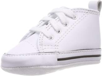 Converse CT Kid's First Star Leather High Top Shoe