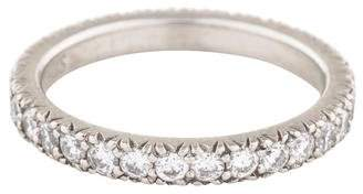 Scott Kay Platinum Diamond Eternity Band