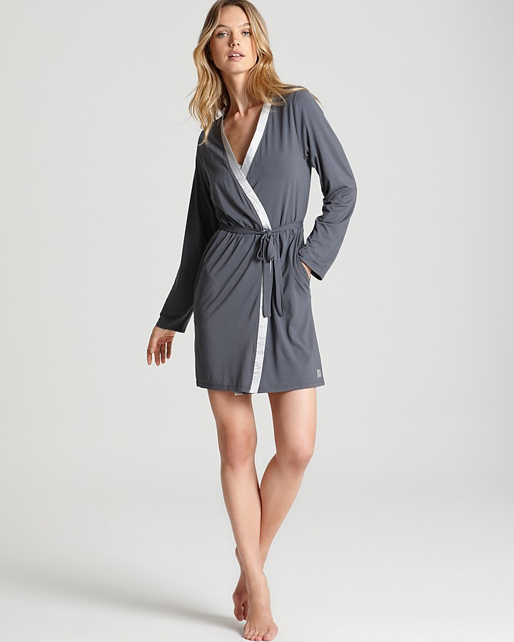 Calvin Klein Short Robe