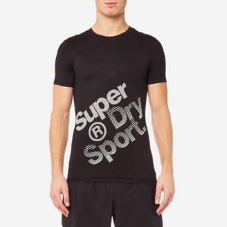 Superdry Men's Gym Base Sprint Runner T-Shirt
