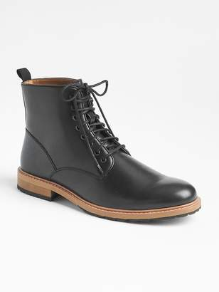 Gap Lace-Up Dress Boots