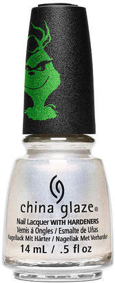 China Glaze Grinchworthy Holiday Polish