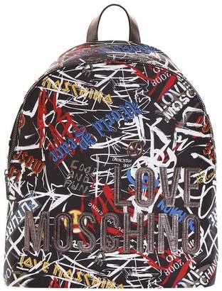 Moschino LOVE Backpack Backpack Women Love