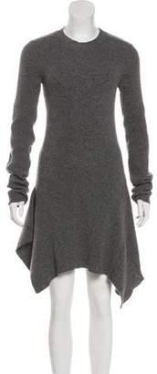 Stella McCartney Rib Knit Wool Dress