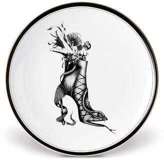 Ralph Lauren Dickinson Clarke - Shoe Of Eden Side Plate
