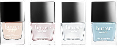 Butter London Sweet Somethings Nail Lacquer Collection