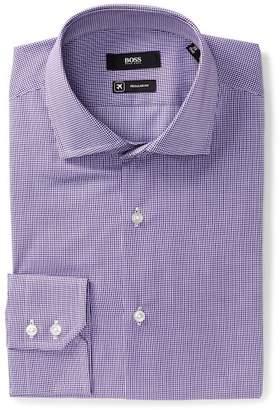 BOSS Gordon Regular Fit Dress Shirt