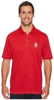 Tommy Bahama Stanford Cardinal Collegiate Series Clubhouse Alumni Polo Men's Clothing