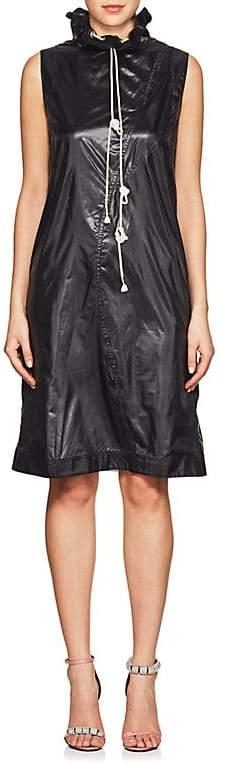 CALVIN KLEIN 205W39NYC Women's Tech-Fabric Shift Dress