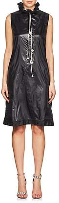 Calvin Klein Women's Tech-Fabric Shift Dress