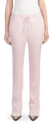 Marques Almeida Marques'Almeida Wool Knit Trouser