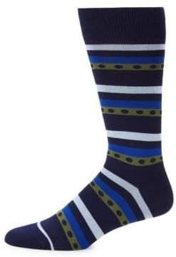 Paul Smith Matic Mid-Calf Socks