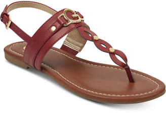 G by Guess Links Flat Sandals Women Shoes