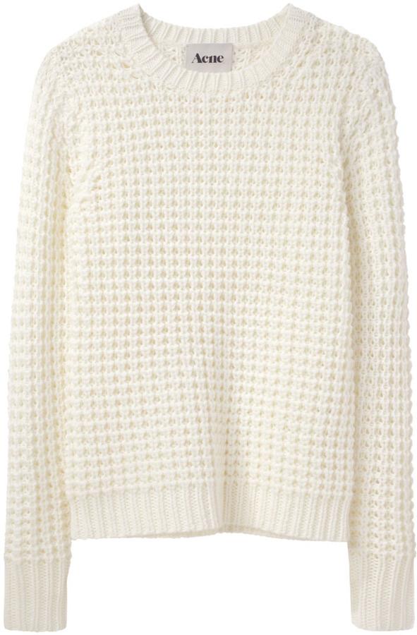 Acne Lina Pinapple Sweater