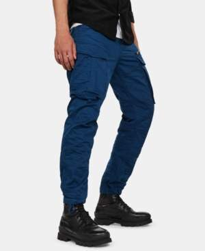 G Star Raw Men's Tapered Cargo Pants, Created for Macy's