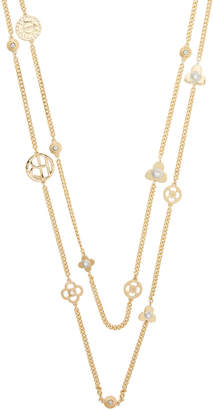 Henri Bendel Socialite Charm Necklace