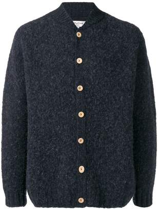 YMC long-sleeve fitted cardigan
