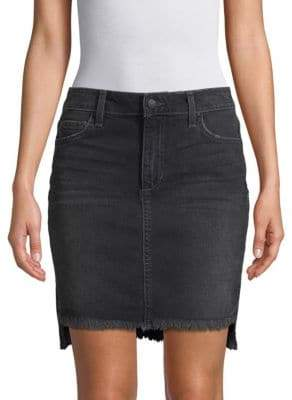 Joe's Jeans Hi-Lo Denim Skirt